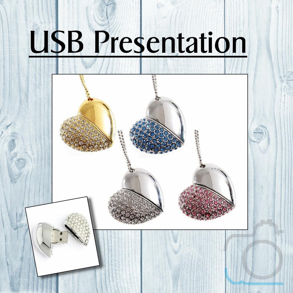 USB-presentation